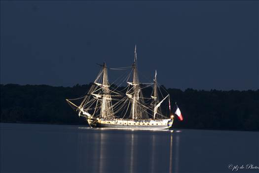 Tall Ships & More - This album is images of tall ships.